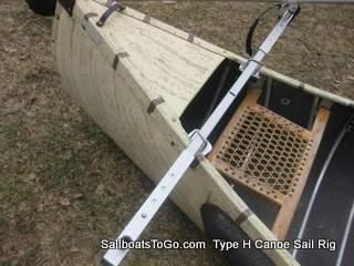 Sailboats To Go » canoe kit pics