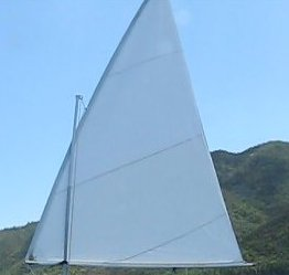 Sailboats To Go » Sails for Snark and Sunflower Sailboats