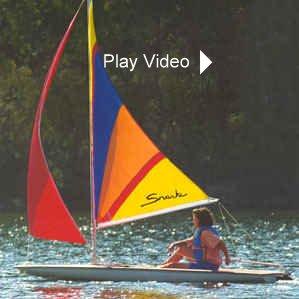 Super Snark Sailboat | Ian Schaefer