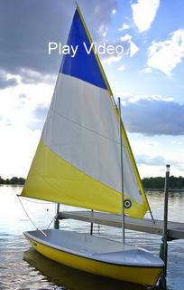 Sailboats To Go » Snark Sailboats: Super Snark, Sunflower