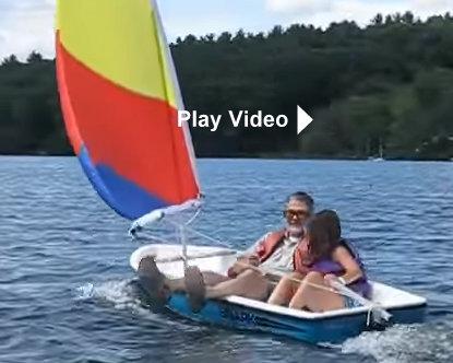 Sailboats To Go » Super Snark Sailboat