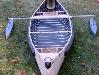 Sailboats To Go » Catalog » Sailing Canoe - Canoe Sailing Rig