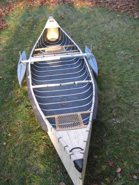 Sailboats To Go » Canoe Stabilizer Pictures