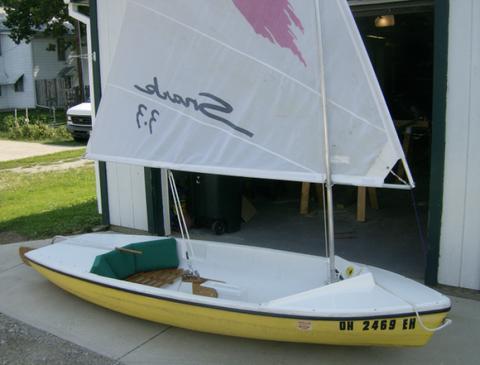 Sailboats To Go » Snark Sunflower 3 3 Pics