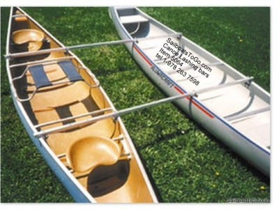 2 canoe