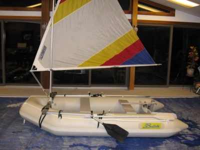 Sailboatstogo 187 11 Saturn Or Baltik Inflatable Hard